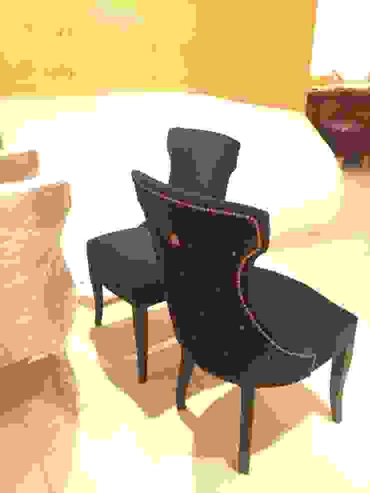 Дизайнерский стул с каретной стяжкой S10 от Союз Мастеров России «4 ножки» Лофт