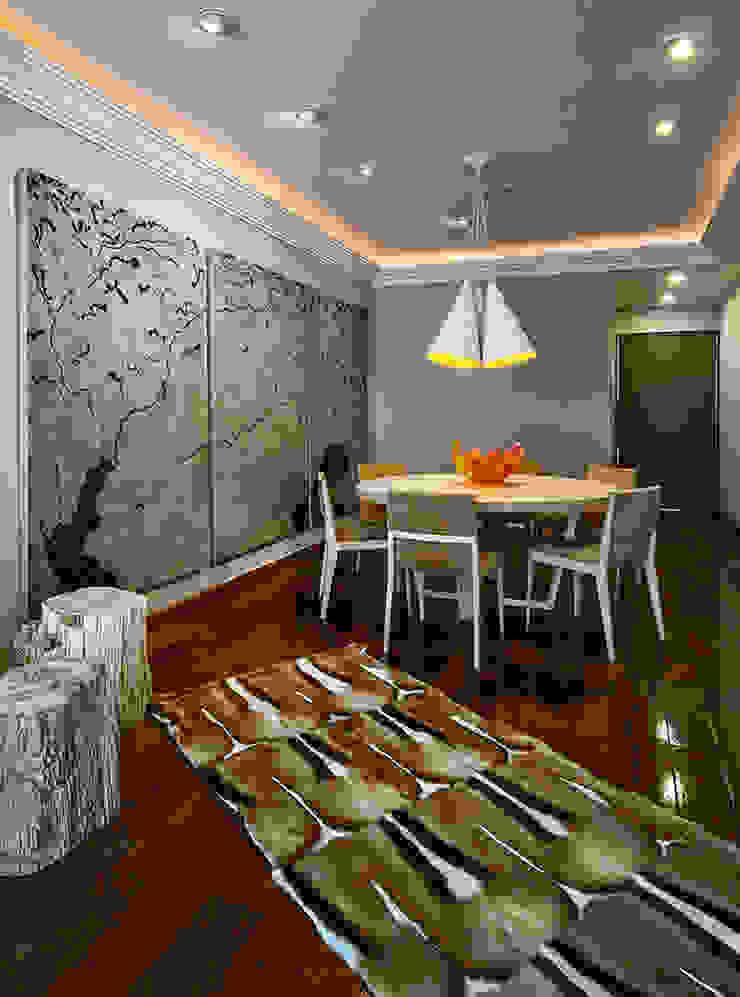 Salon moderne par Olivia Aldrete Haas Moderne