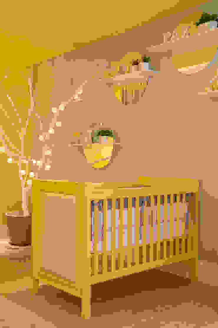 Quarto do bebê Quartos modernos por Carpaneda & Nasr Moderno