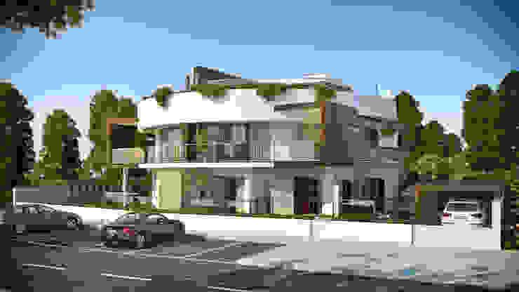 Oleh Arqui3 Arquitectos Associados