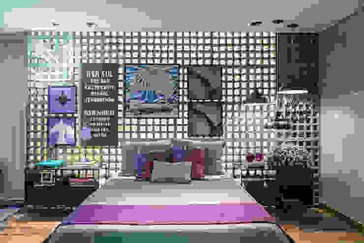 Carpaneda & Nasr:  tarz Yatak Odası