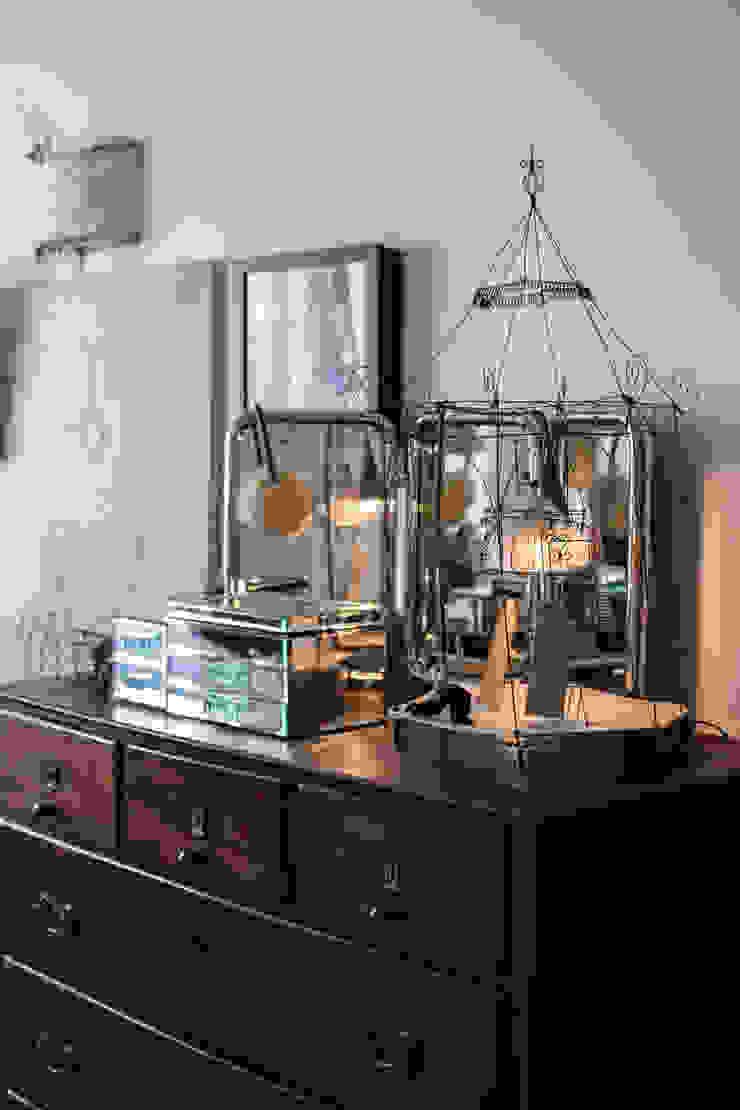 Gavetão- Decoração de Interiores Rustic style bedroom