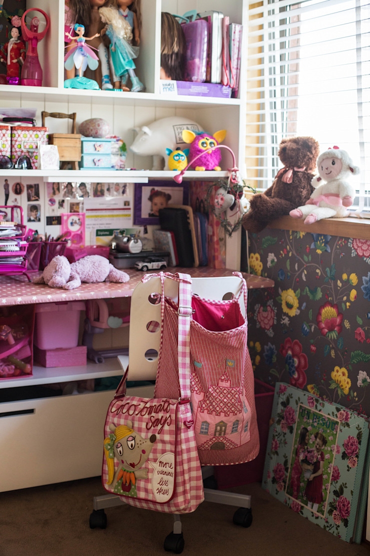 Gavetão- Decoração de Interiores Rustic style nursery/kids room