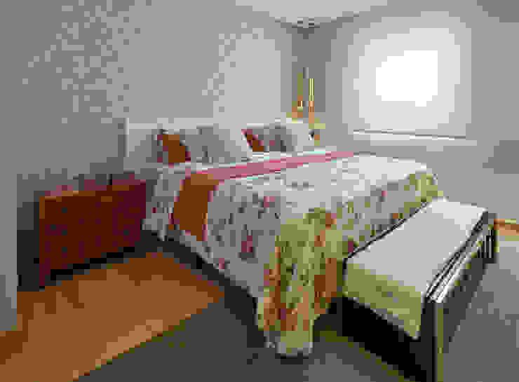 Isabela Canaan Arquitetos e Associados Modern Bedroom