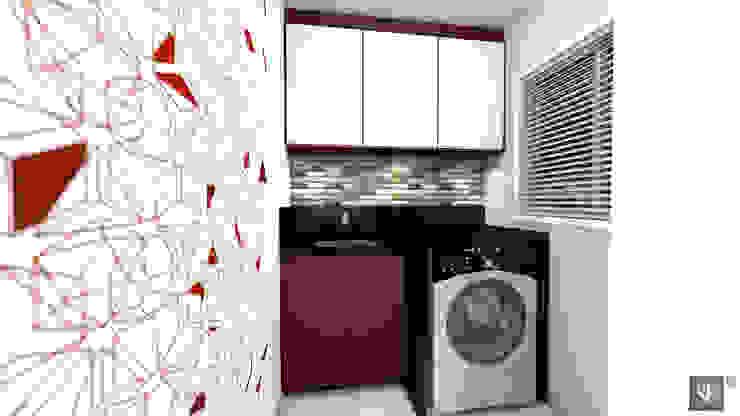 Cocinas de estilo moderno de Gustavo Bodini | Designer de Interiores Moderno