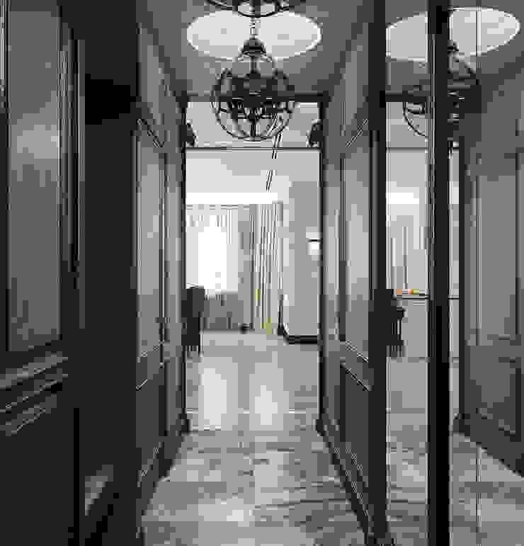 Хороший план Livings de estilo clásico