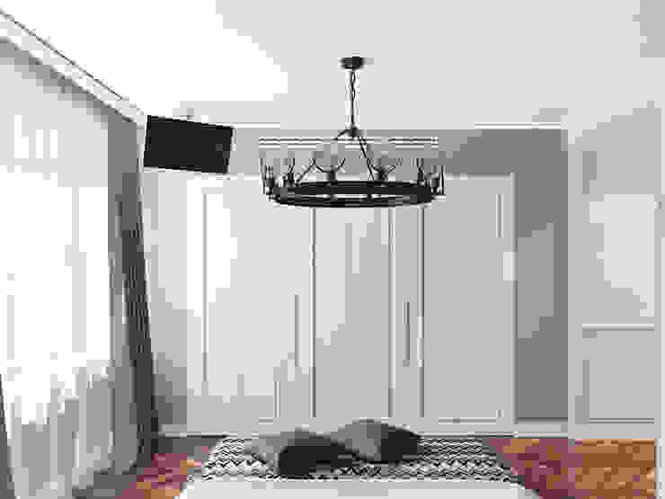 Хороший план Dormitorios de estilo clásico