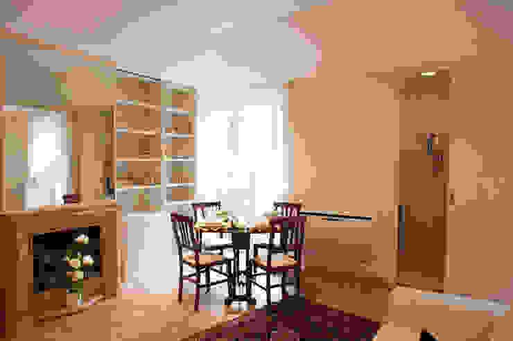PARIOLI SUITE 67 - PRIMA&DOPO una NUOVA LOCATION di Loredana Vingelli Home Decor Classico Legno Effetto legno