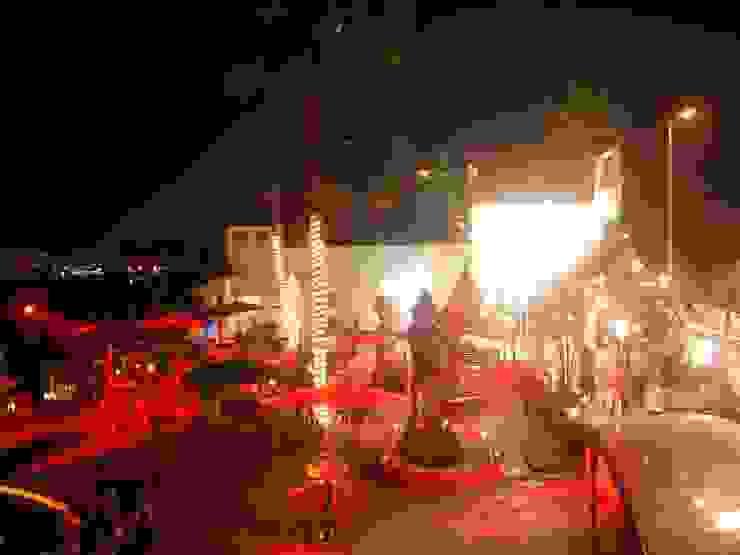 bar en acapulco Casas eclécticas de bello diseño! Ecléctico