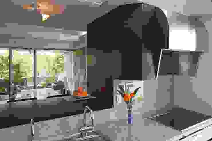 二段テラスの家 オリジナルデザインの キッチン の AMO設計事務所 オリジナル