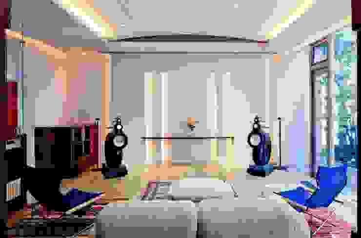 Nの家 オリジナルデザインの リビング の AMO設計事務所 オリジナル
