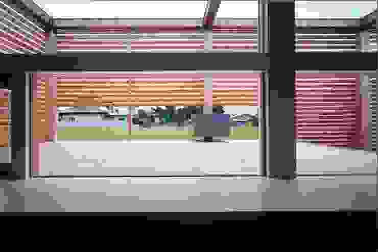 Oficinas de estilo moderno de スタジオ・ベルナ Moderno