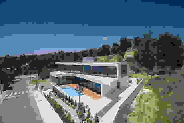 JC House JPS Atelier - Arquitectura, Design e Engenharia Casas modernas