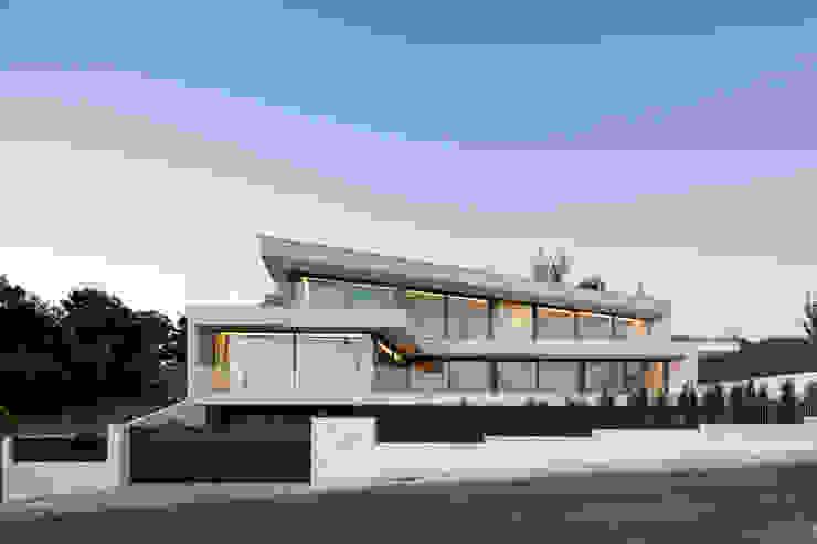 Casas modernas de JPS Atelier - Arquitectura, Design e Engenharia Moderno
