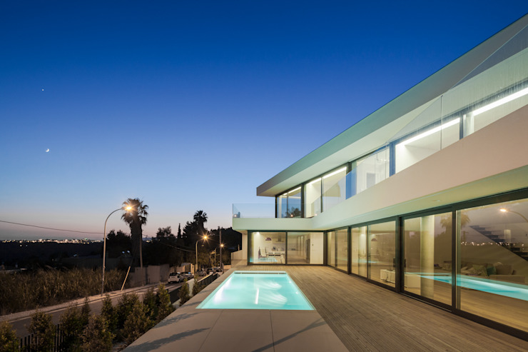 Moderne Häuser von JPS Atelier - Arquitectura, Design e Engenharia Modern