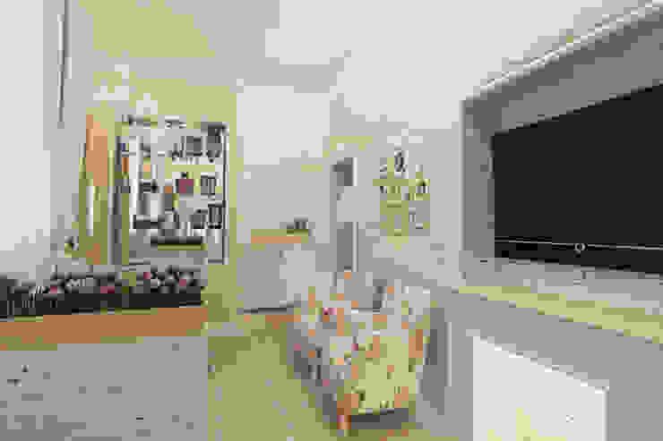 Мини салон красоты в Ессентуках Рабочий кабинет в стиле кантри от Алёна Демшинова Кантри Камень