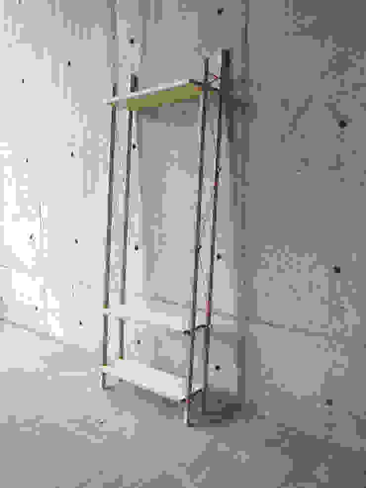LADDER RACK - Tall: abode Co., Ltd.が手掛けたミニマリストです。,ミニマル