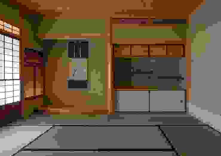 寺池台の家 モダンな キッチン の 伊東建築計画室 モダン
