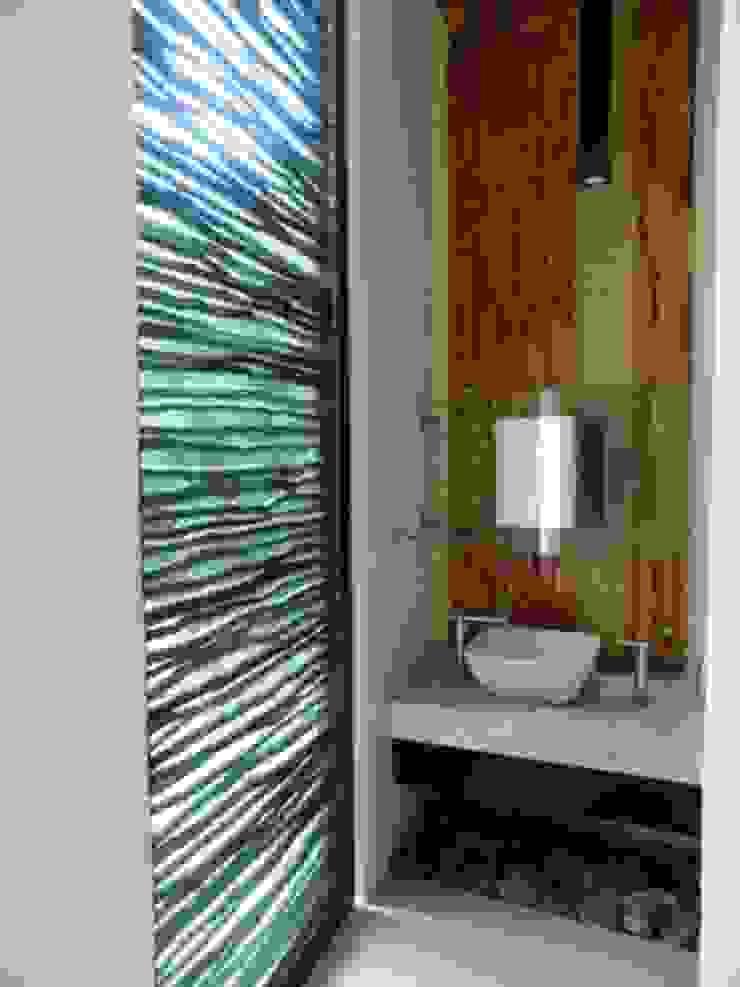 baño Baños eclécticos de bello diseño! Ecléctico
