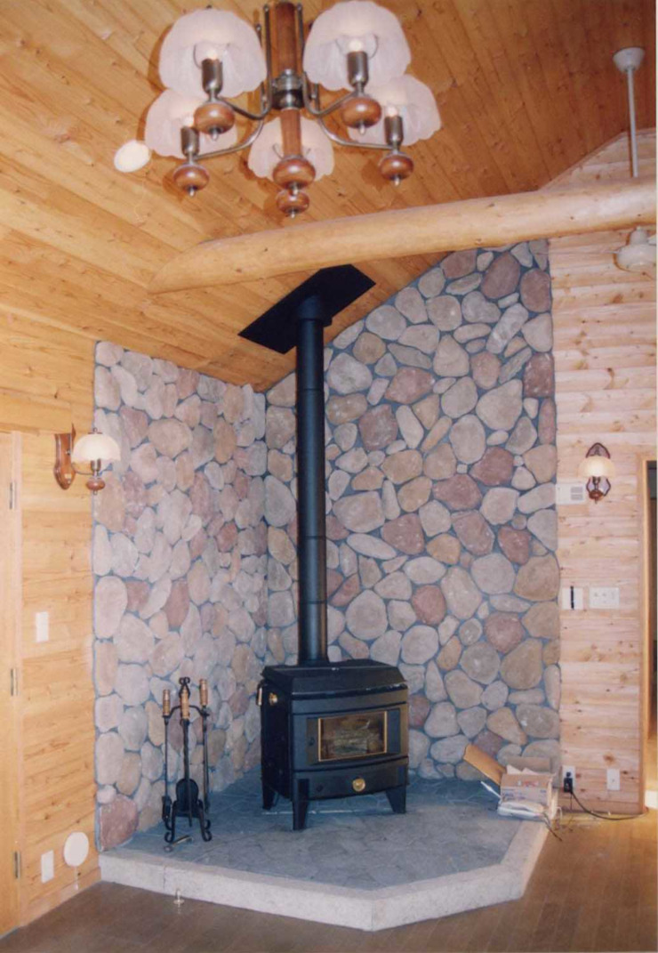 (有)岳建築設計 Living room