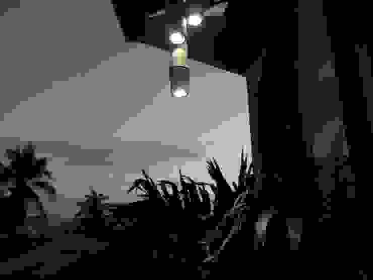 lamparas de bambu Casas eclécticas de bello diseño! Ecléctico