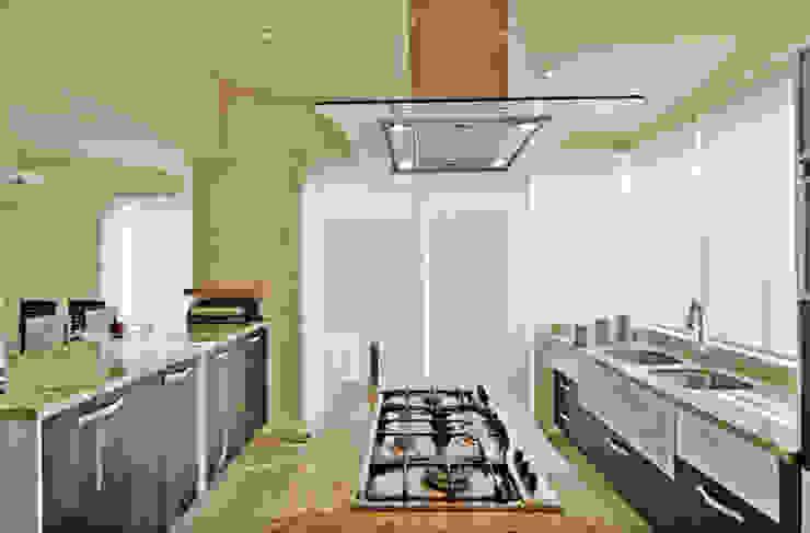 coicna Excelencia en Diseño Cocinas modernas Derivados de madera Marrón