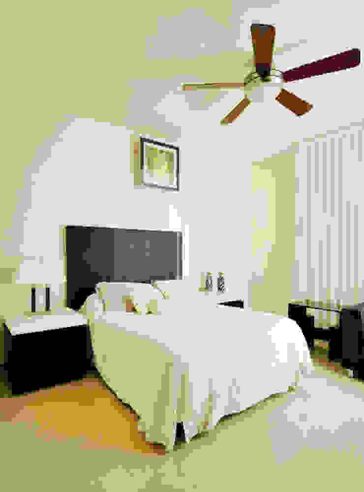 recamara Excelencia en Diseño Dormitorios modernos Derivados de madera Marrón