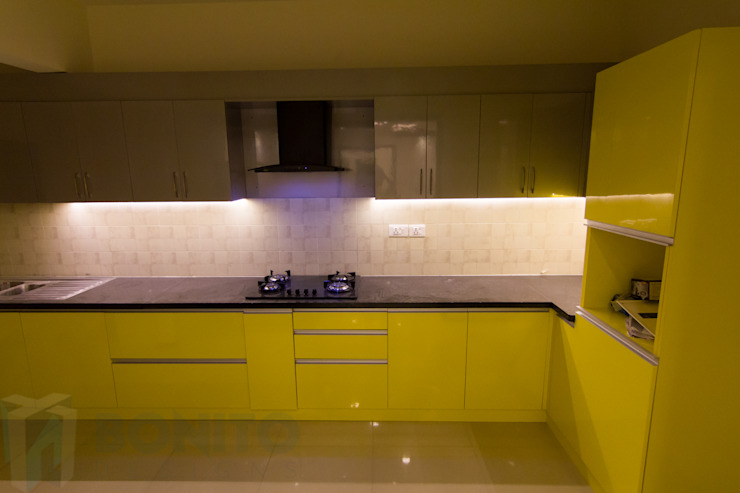 Modular kitchen designs homify Kitchen