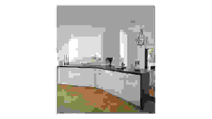 Mediterranean style kitchen by Alejandro Giménez Architects Mediterranean