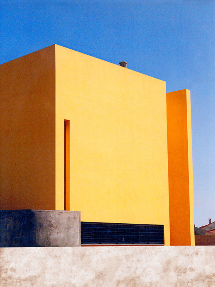 Casa   Póvoa da Galega   Mafra Casas modernas por ATELIER DA CIDADE Moderno