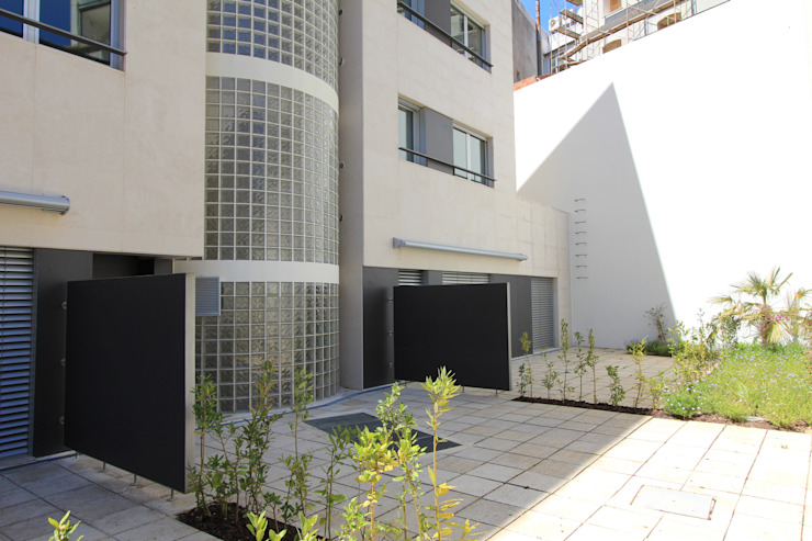 Modern Houses by ATELIER DA CIDADE Modern