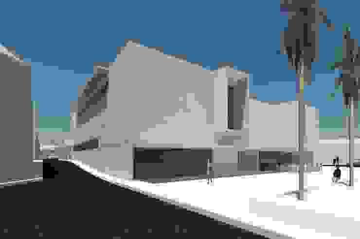 Biblioteca e Arquivo Municipal de Grândola Espaços de restauração modernos por ATELIER DA CIDADE Moderno