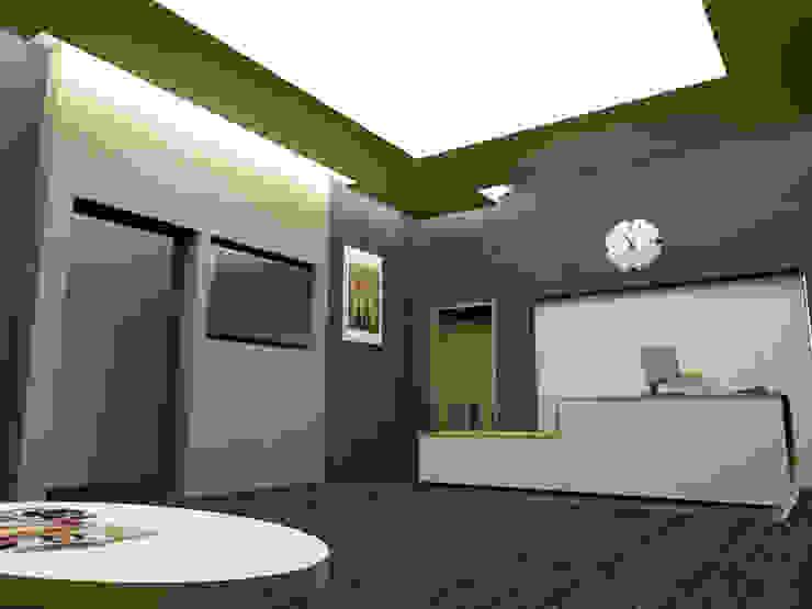 ARCHES DESIGN – Medicine Hospital konsept tasarımı ve uygulama danışmanlığı: minimalist tarz , Minimalist