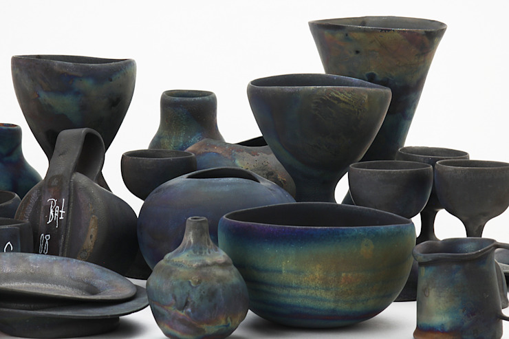KANA-SABIJI YOHEN: LUCIZAN ceramic factoryが手掛けた現代のです。,モダン セラミック