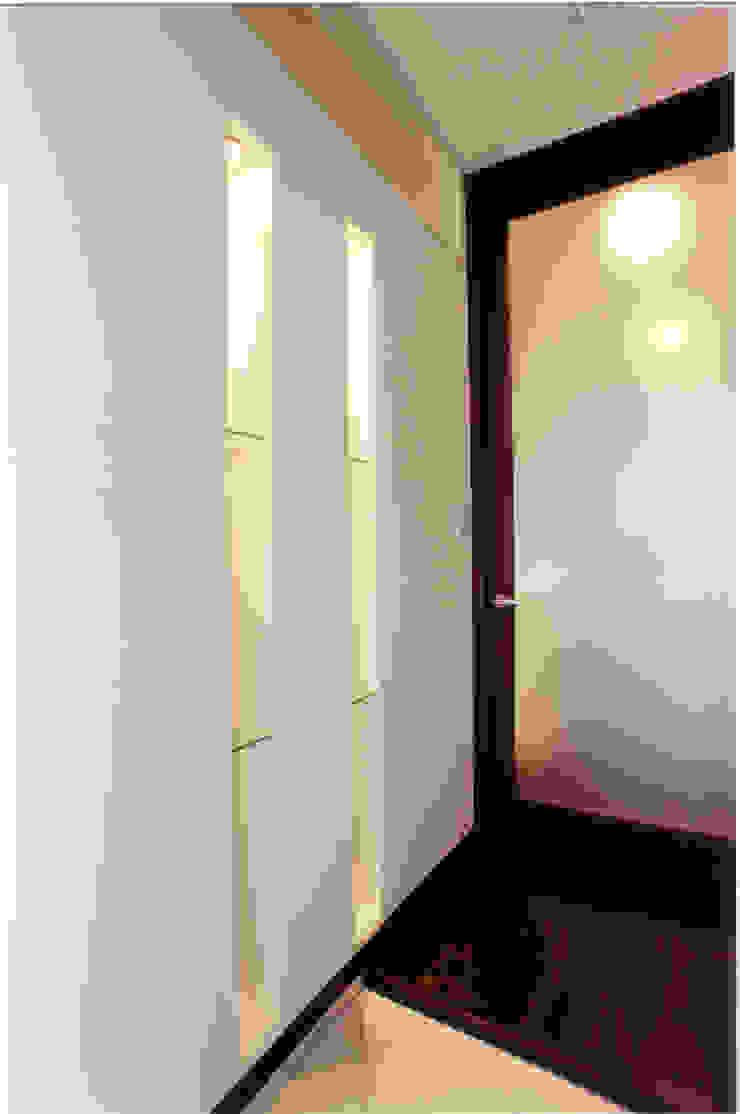 玄関ホール オリジナルスタイルの 玄関&廊下&階段 の 豊田空間デザイン室 一級建築士事務所 オリジナル