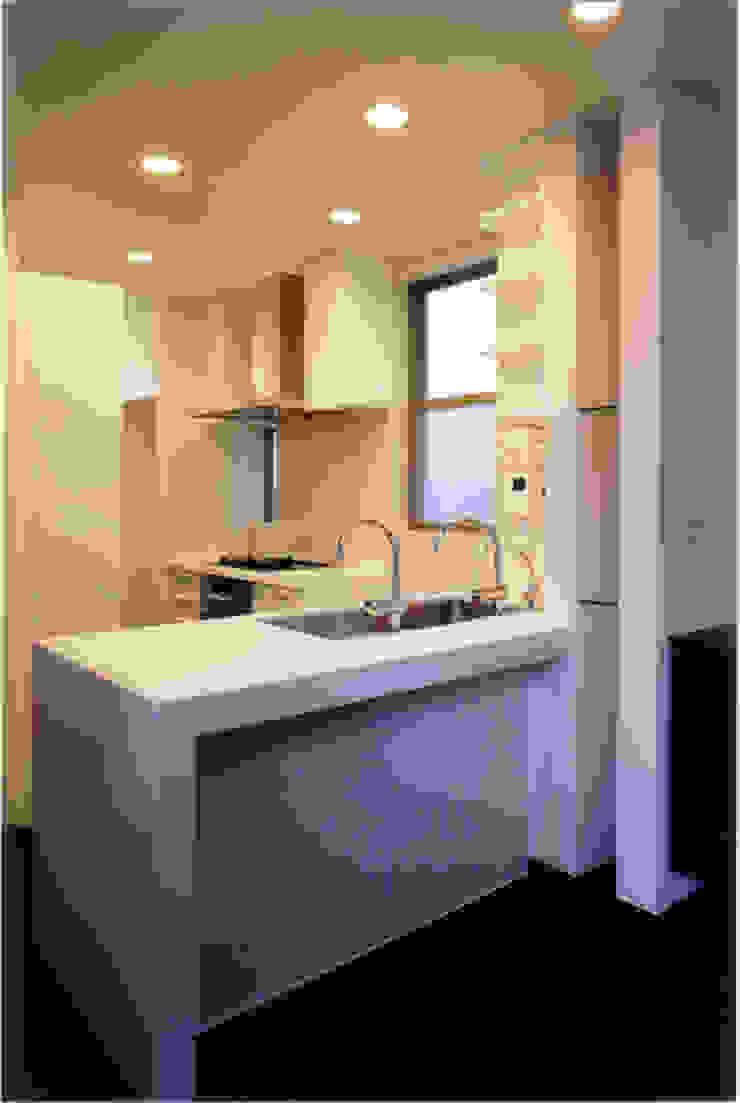 キッチン オリジナルデザインの キッチン の 豊田空間デザイン室 一級建築士事務所 オリジナル
