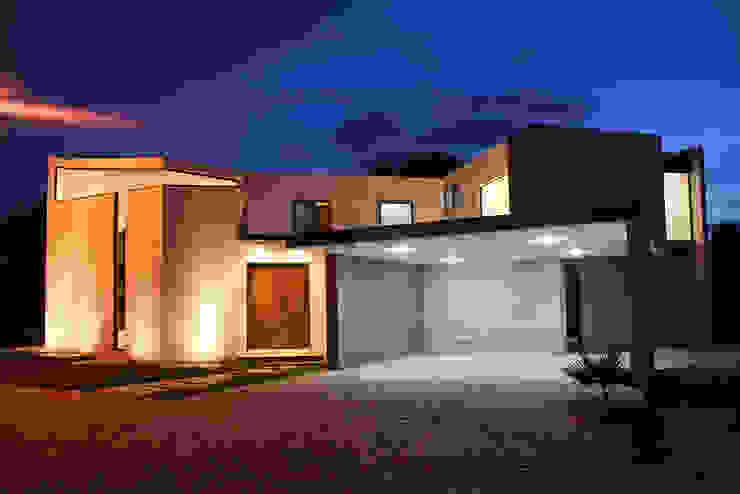 Fachada principal Casas modernas de Narda Davila arquitectura Moderno
