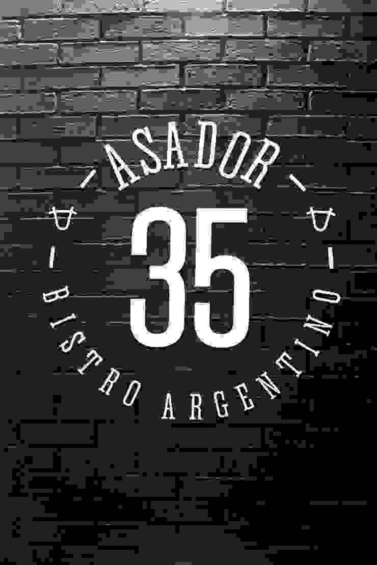 Narda Davila arquitectura Modern gastronomy Iron/Steel Black