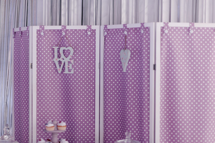 Мешок в Дом Dressing roomAccessories & decoration Wood Purple/Violet
