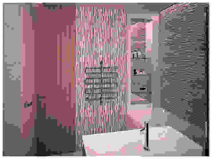 Minimalist bathroom by AG design Minimalist Ceramic