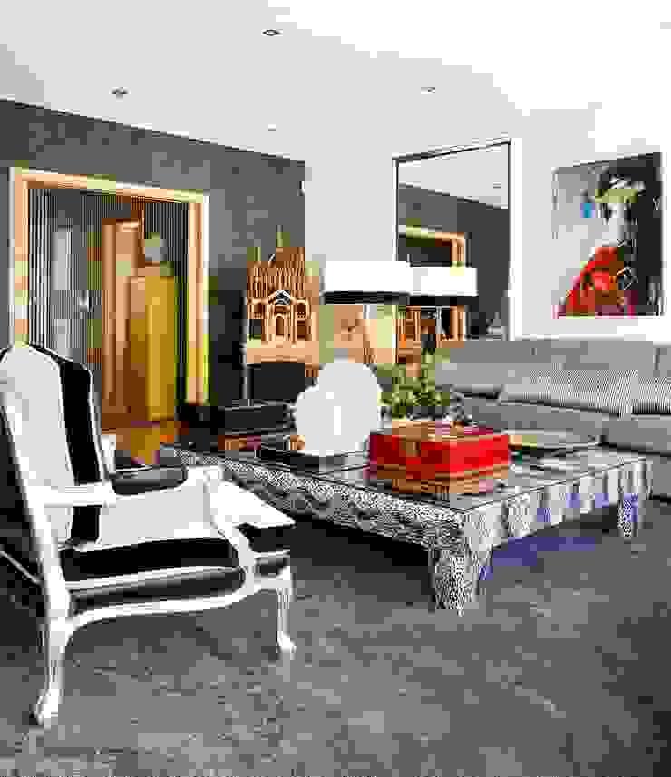Modern living room by 3L, Arquitectura e Remodelação de Interiores, Lda Modern