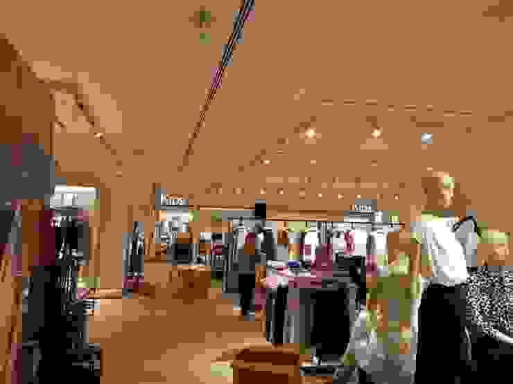 CLIMANET Moderne Ladenflächen