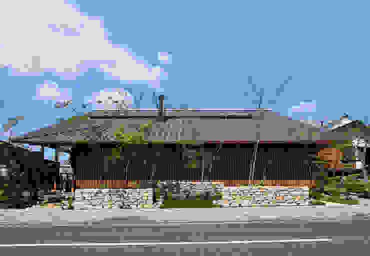 東側外観 オリジナルな 家 の 株式会社サン工房 オリジナル