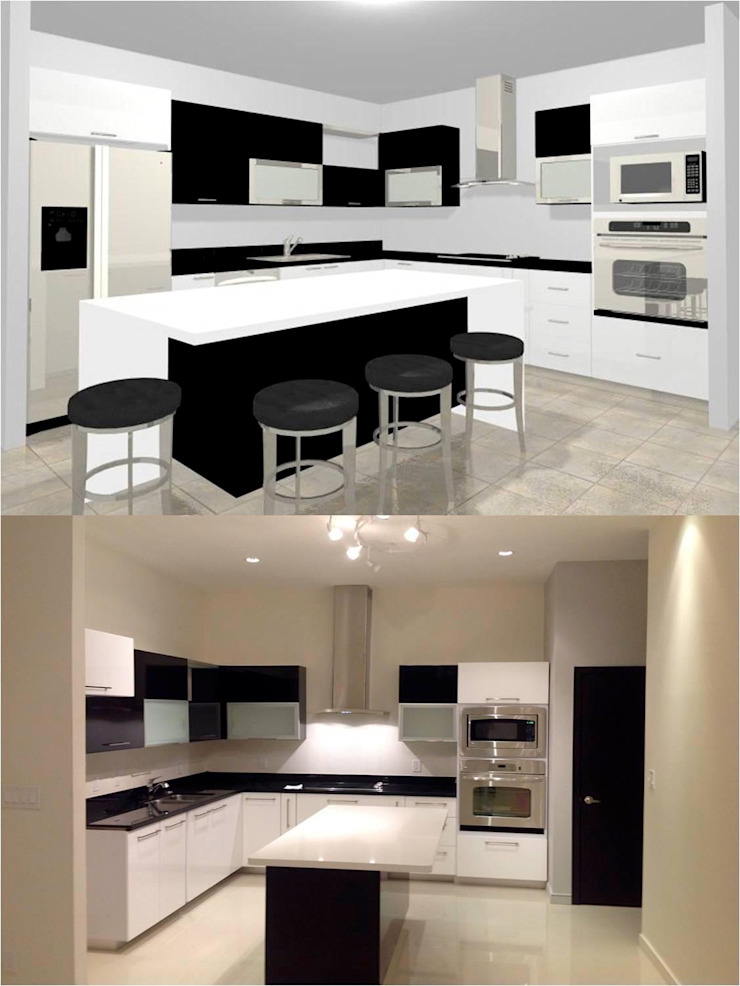 Wicho KitchenBench tops