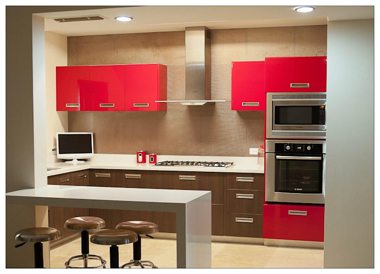Kitchen تنفيذ Wicho