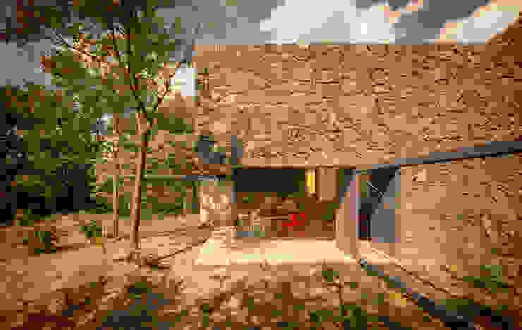 Casa Meztitla Jardines clásicos de EDAA   Estrategias para el Desarrollo de Arquitectura Clásico