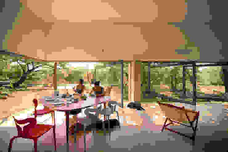 Casa Meztitla Comedores clásicos de EDAA   Estrategias para el Desarrollo de Arquitectura Clásico