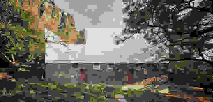 Casa Meztitla Casas clásicas de EDAA   Estrategias para el Desarrollo de Arquitectura Clásico