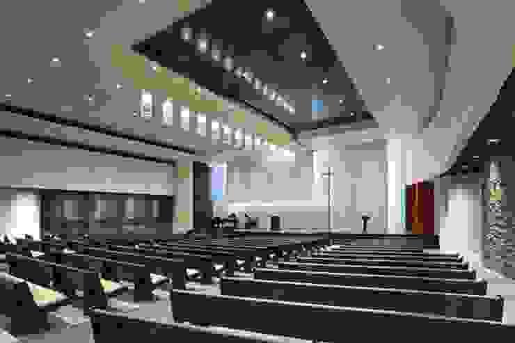 Iglesia para un futuro proyecto Salones modernos de La Casa del DiseÑo Moderno