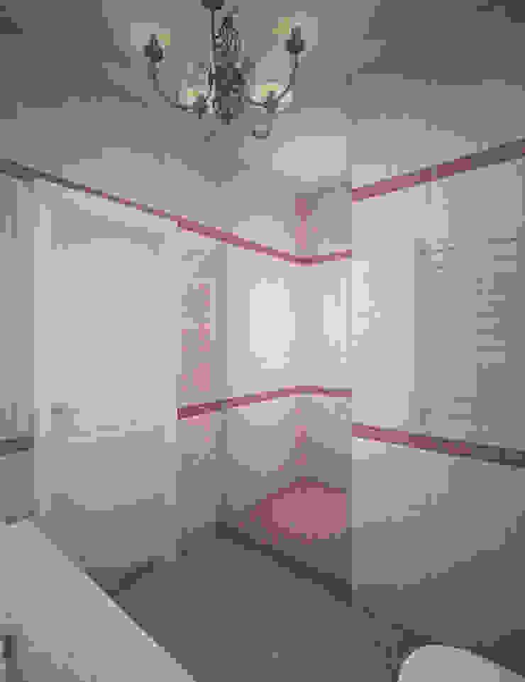 Квартира 55 кв.м. на Дзержинского Ванная в классическом стиле от Студия дизайна Виктории Силаевой Классический
